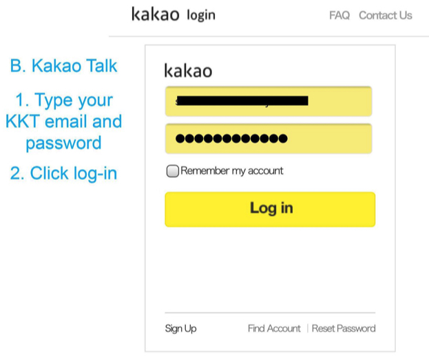 can i use kakako talk on two devices