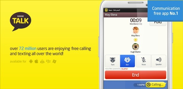 kakaotalk for android 1