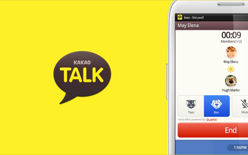 kakaotalk for android 3